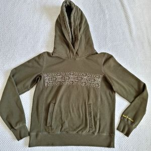 Roots/ Green Sweater/ Size XL